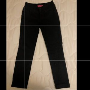 Black Shaping Jeans
